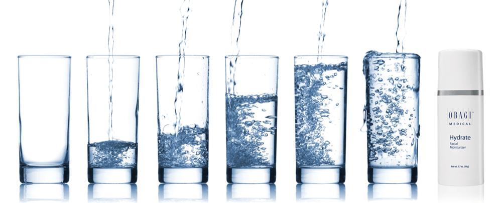 Siklienka - hydratacia pleti - OBAGI HYDRATE