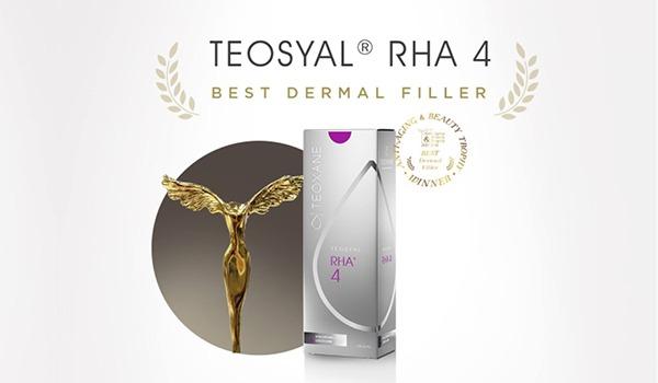 TEOSYAL RHA 4 získal prestížne ocenenie. Čím zaujal porotu?