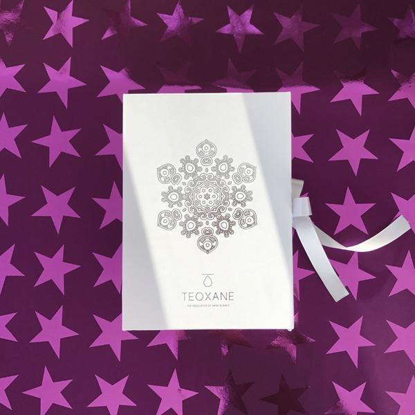 Vianočný balíček TEOXANE kozmetika