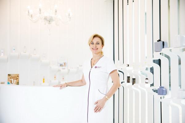 Doktorka Višňovská z Concept Clinuc