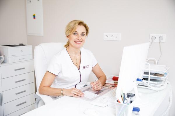 Doktorka Diana Višňovská