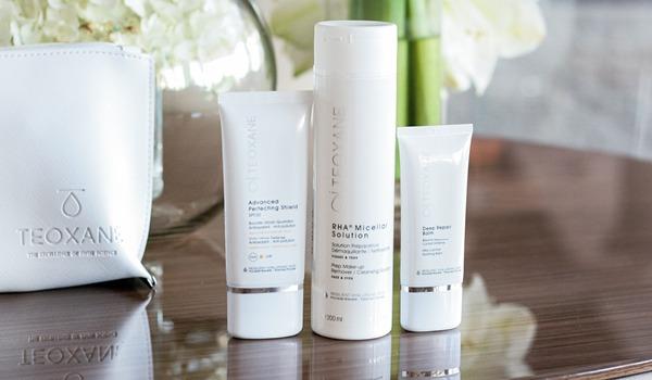 Výhodné letné balíčky kozmetiky TEOXANE